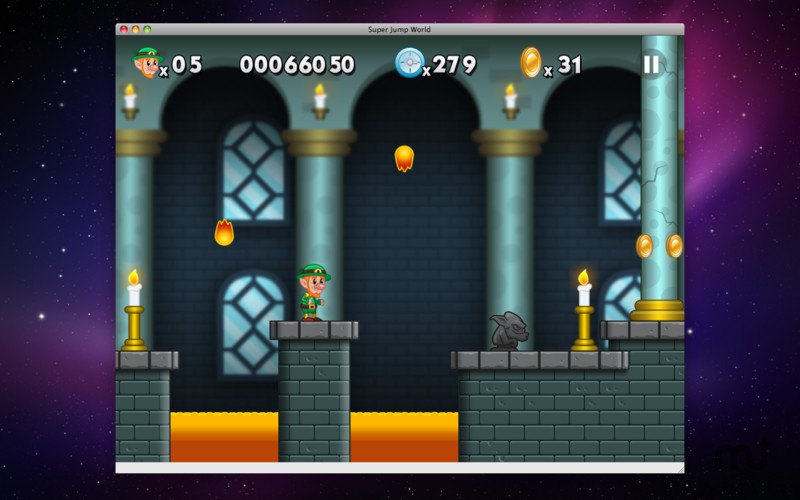 Screenshot 4 for Super Jump World