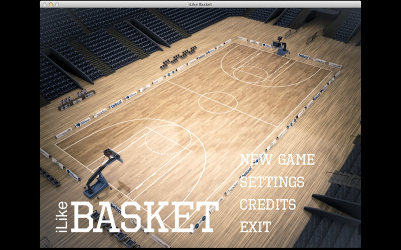 Screenshot 1 for iLike Basket