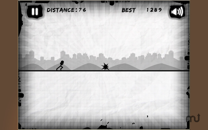 Screenshot 1 for Dark Runner