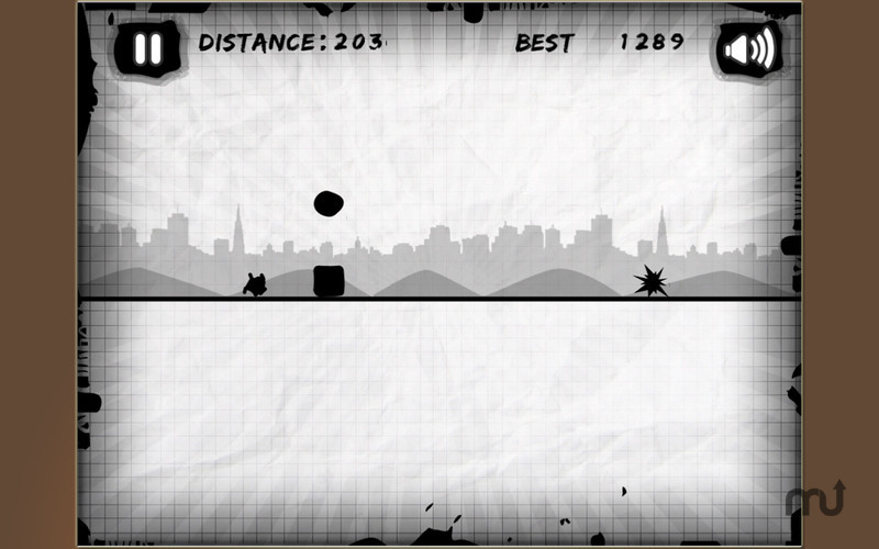Screenshot 2 for Dark Runner