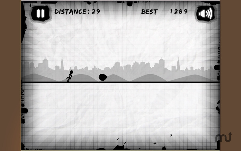 Screenshot 3 for Dark Runner