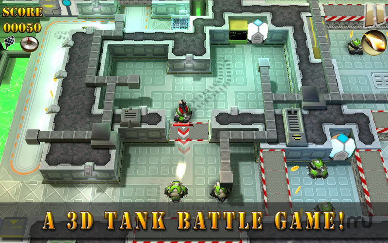Screenshot 1 for Tank Riders