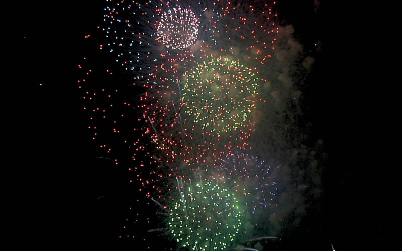 Screenshot 2 for Fireworks HD