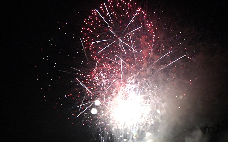 Screenshot 4 for Fireworks HD