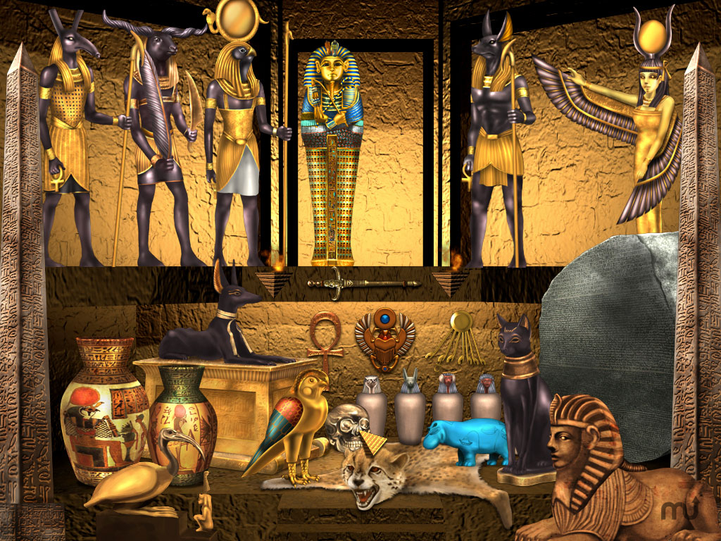 Screenshot 1 for The Legend of Egypt