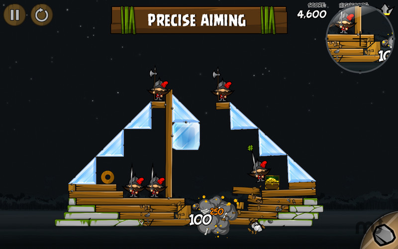 Screenshot 3 for Siege Hero HD