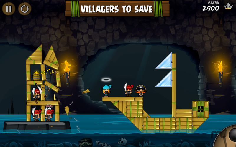 Screenshot 4 for Siege Hero HD