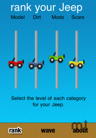 Screenshot 1 for Jeep Wave