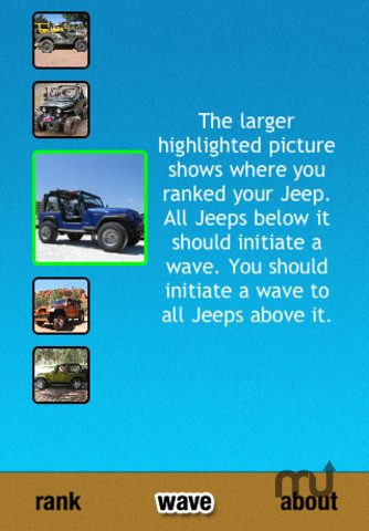 Screenshot 2 for Jeep Wave