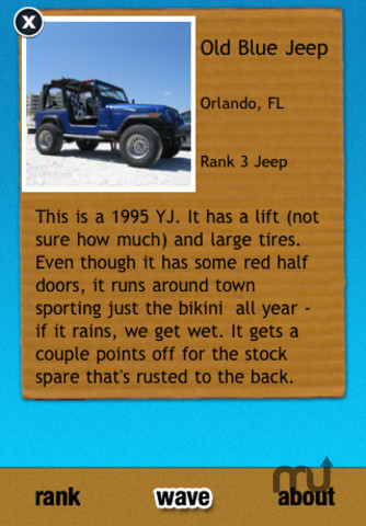 Screenshot 3 for Jeep Wave