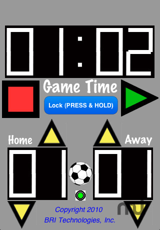 Screenshot 3 for Time2Score