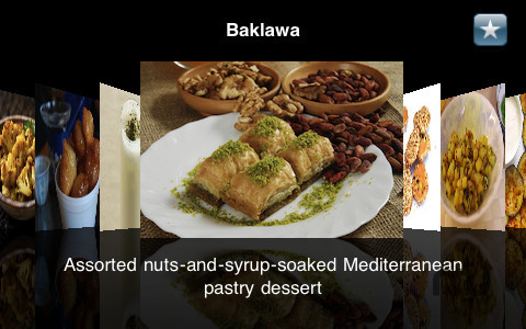 Screenshot 5 for 100 Lebanese Recipes