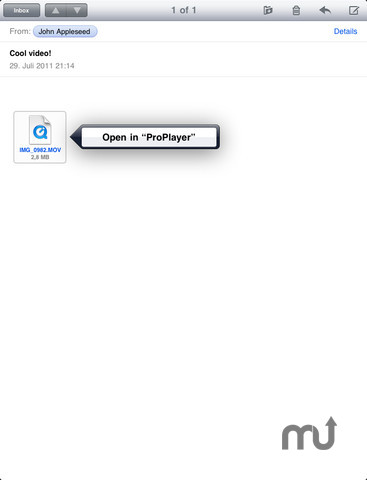 Screenshot 2 for ProPlayer