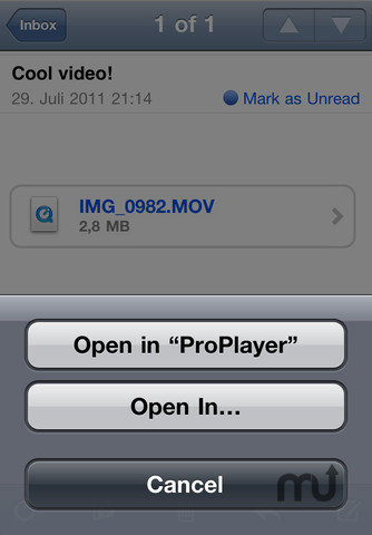 Screenshot 6 for ProPlayer