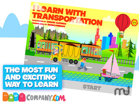 Screenshot 7 for I Learn with Transportation