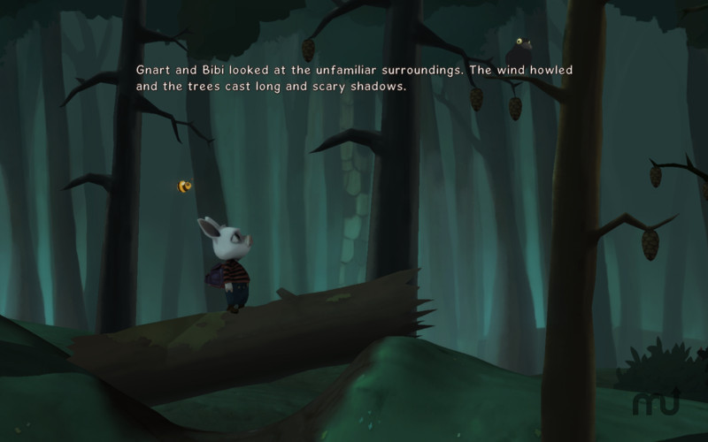 Screenshot 2 for Hogworld: Gnart's Adventure