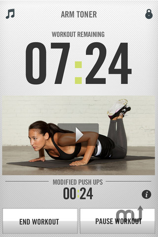 Screenshot 3 for Nike Training Club
