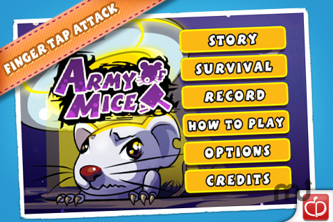 Screenshot 1 for Army Of Mice Free