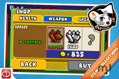 Screenshot 4 for Army Of Mice Free