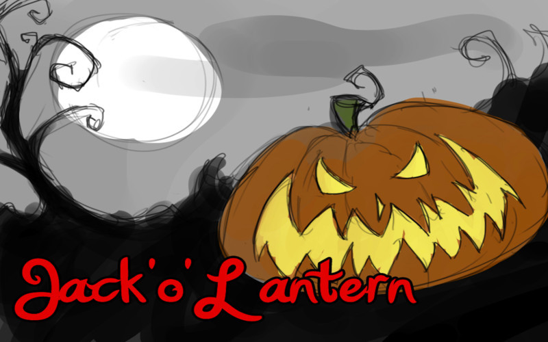 Screenshot 1 for Jack O Lantern