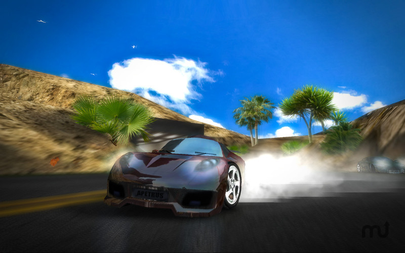Screenshot 1 for Race illegal High Speed 3D
