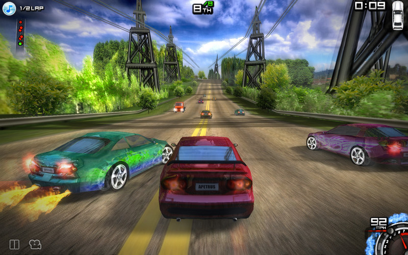 Screenshot 3 for Race illegal High Speed 3D