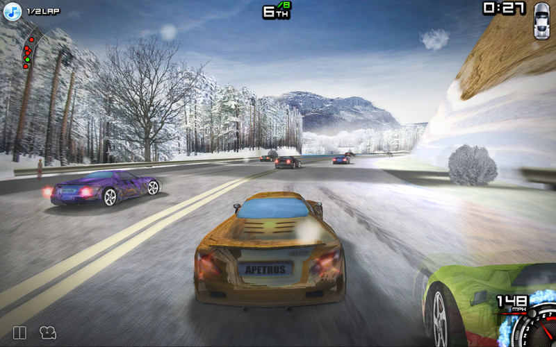 Screenshot 4 for Race illegal High Speed 3D