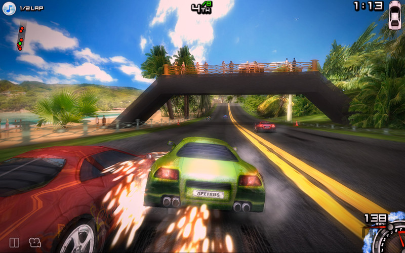 Screenshot 5 for Race illegal High Speed 3D