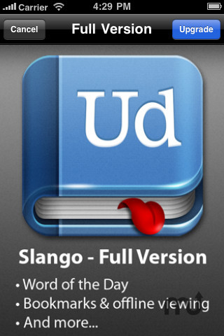 Screenshot 3 for Slango Lite