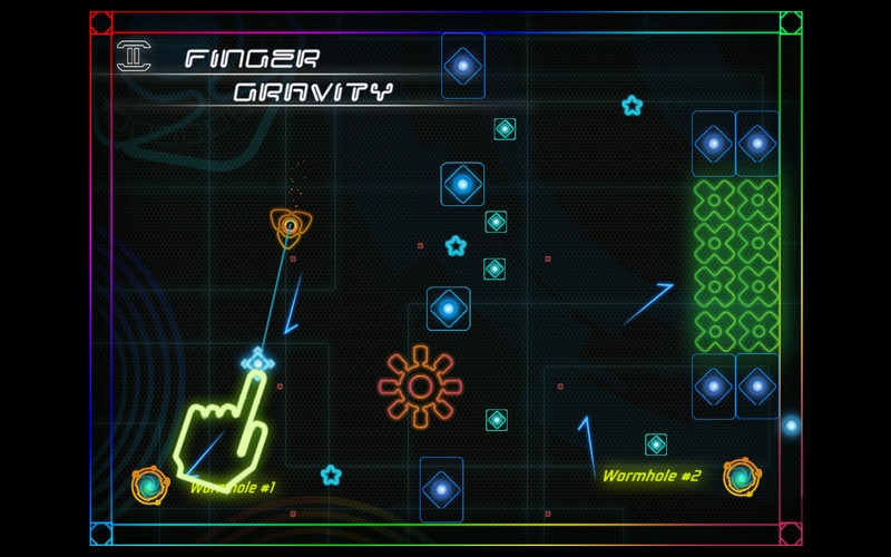 Screenshot 4 for Finger Gravity