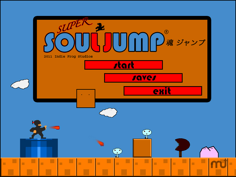 Screenshot 1 for Super Soul Jump
