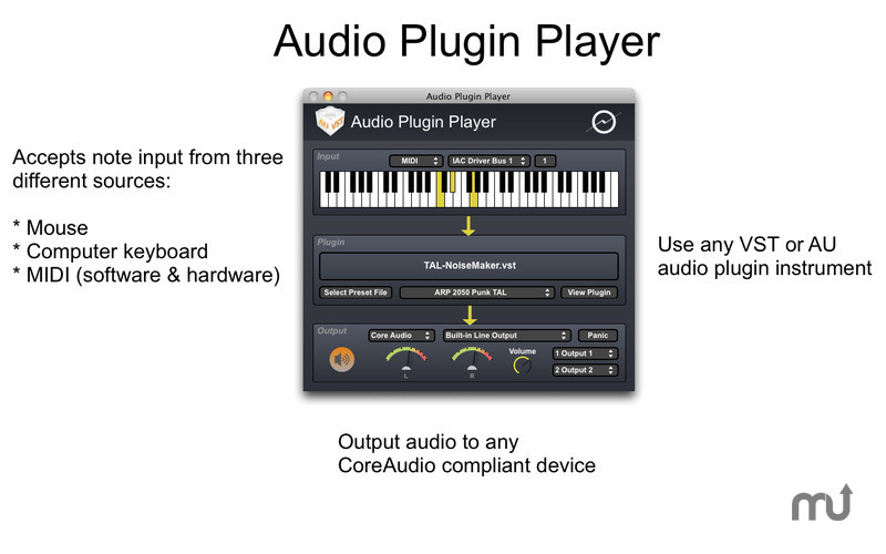 Screenshot 1 for Audio Plugin Player