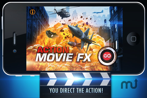 Screenshot 1 for Action Movie FX