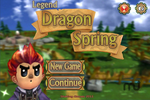 Screenshot 1 for Dragon Spring