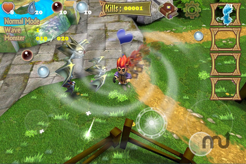 Screenshot 3 for Dragon Spring