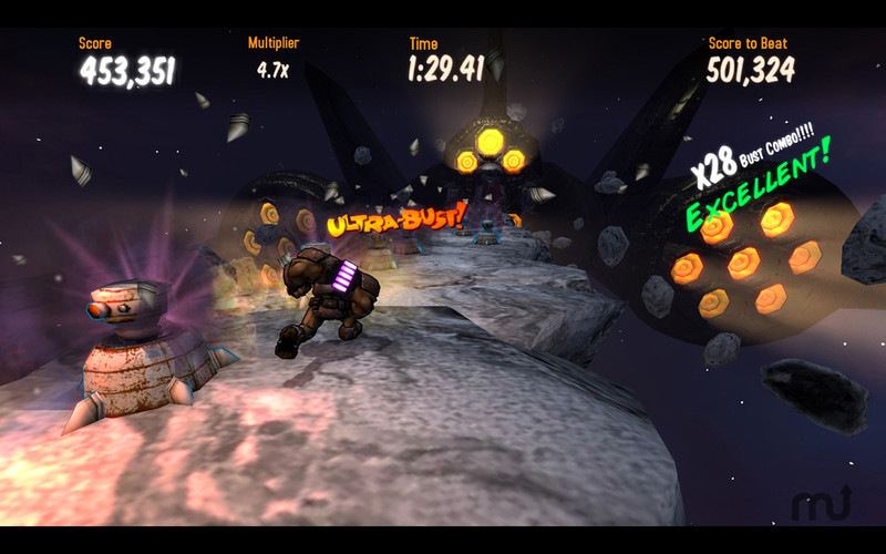 Screenshot 3 for Bust n Rush