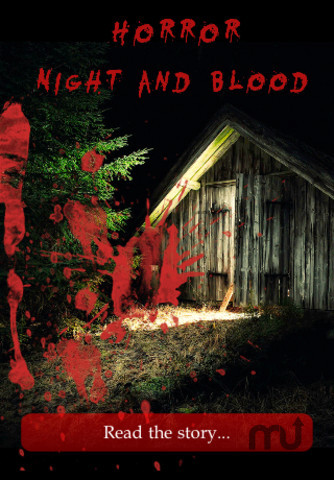 Screenshot 1 for Horror: Night and Blood