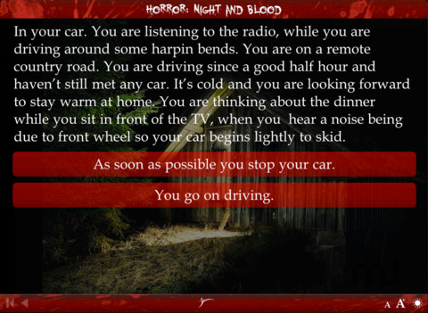 Screenshot 6 for Horror: Night and Blood