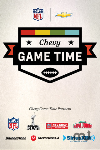 Screenshot 1 for Chevy Game Time