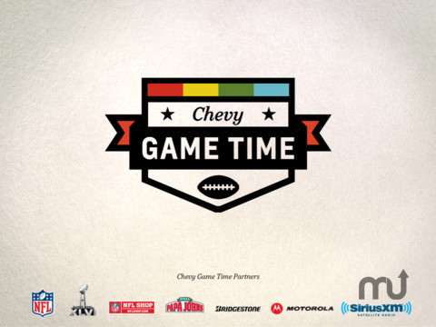 Screenshot 6 for Chevy Game Time