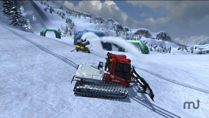 Screenshot 1 for Ski Region Simulator 2012