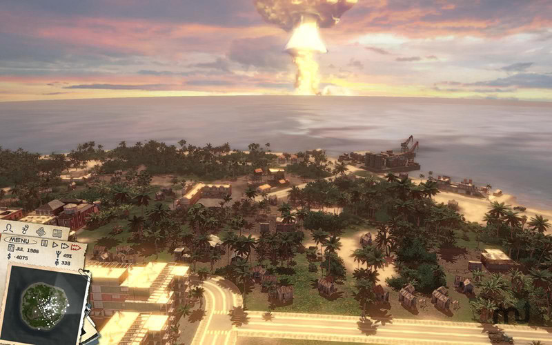 Screenshot 1 for Tropico 3: Gold Edition