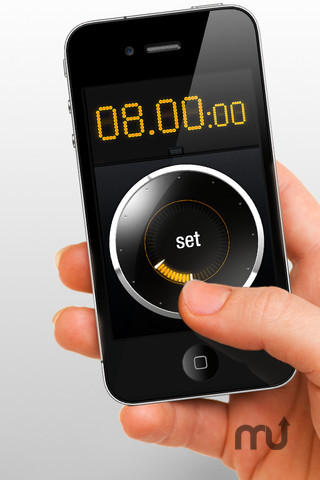 Screenshot 1 for Tap Alarm Clock