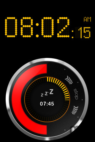 Screenshot 4 for Tap Alarm Clock