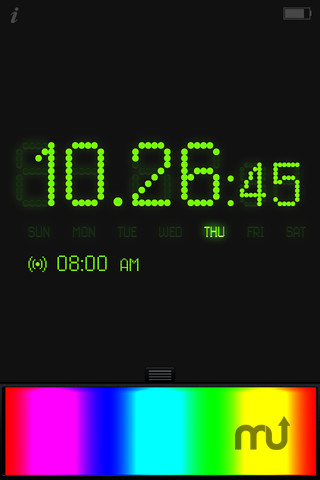 Screenshot 5 for Tap Alarm Clock