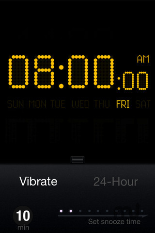 Screenshot 6 for Tap Alarm Clock