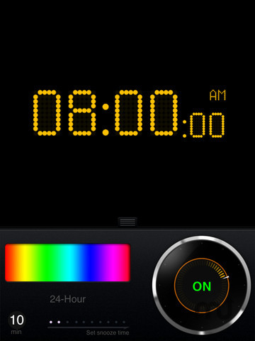 Screenshot 8 for Tap Alarm Clock