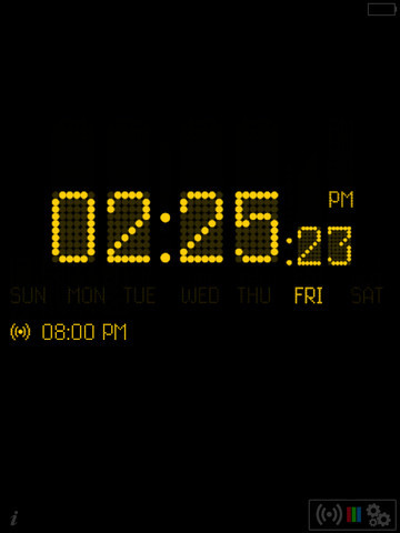 Screenshot 9 for Tap Alarm Clock