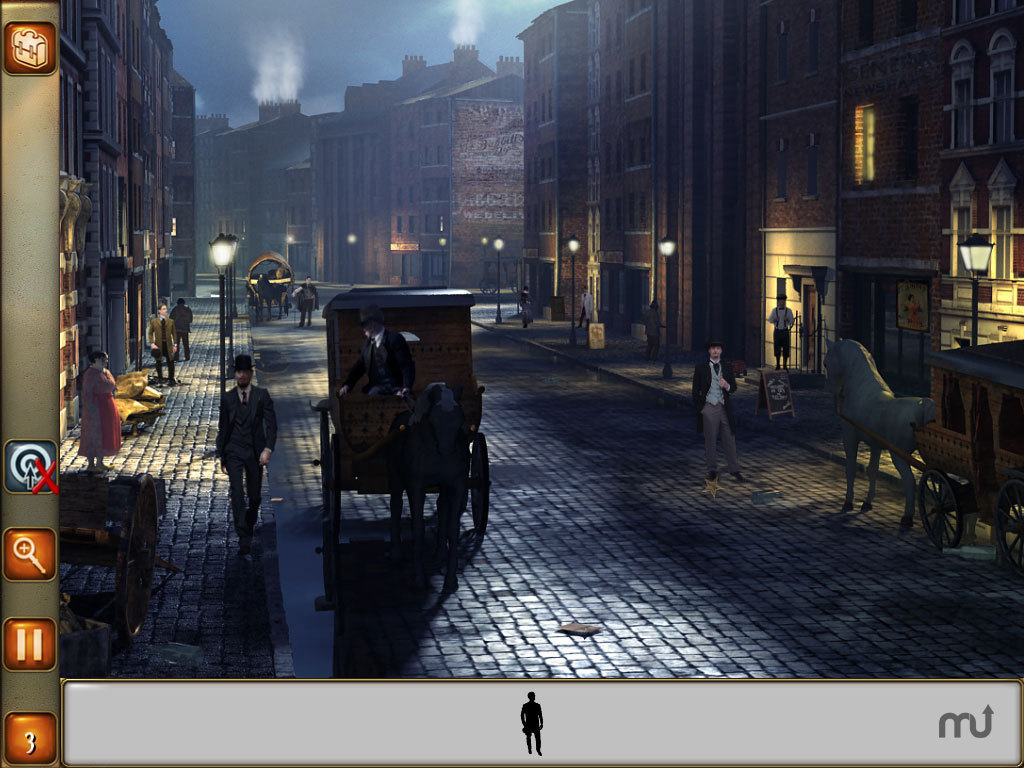 Screenshot 1 for Jack The Ripper: Letters From Hell - Extended Edition