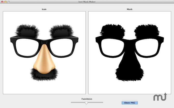 Screenshot 1 for Icon Mask Maker